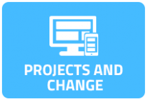 Projects and change